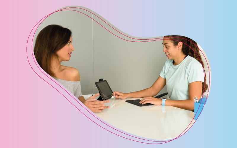 A importância de um bom relacionamento entre fisioterapeuta e paciente.
